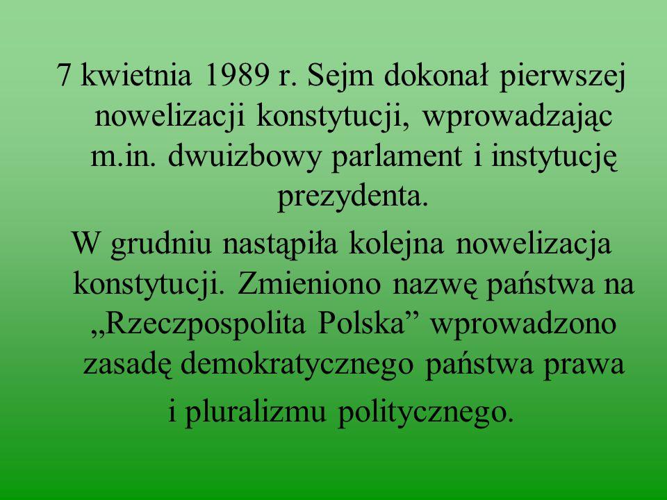 i pluralizmu politycznego.