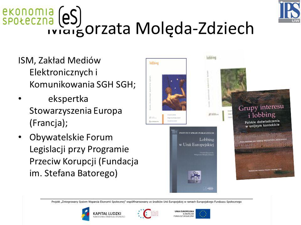 Małgorzata Molęda-Zdziech