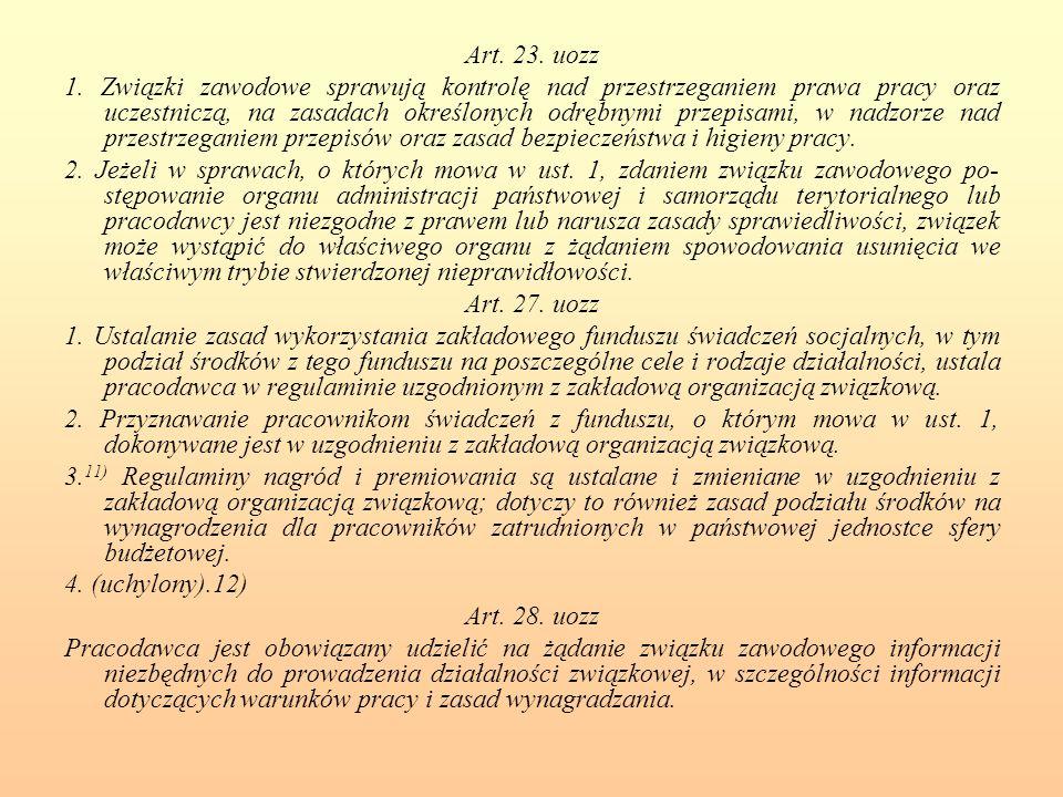 Art. 23. uozz