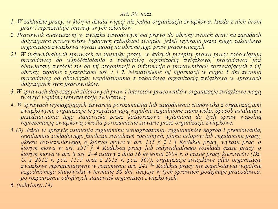 Art. 30. uozz