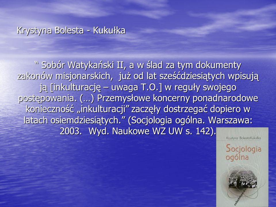 Krystyna Bolesta - Kukułka