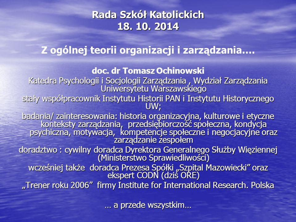 Rada Szkół Katolickich 18. 10