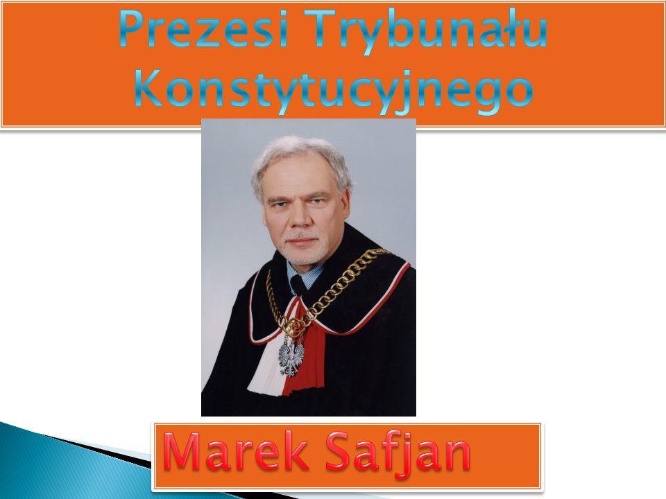 Prezesi Trybunału Konstytucyjnego