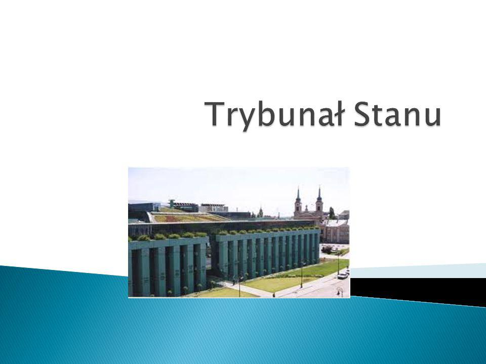Trybunał Stanu