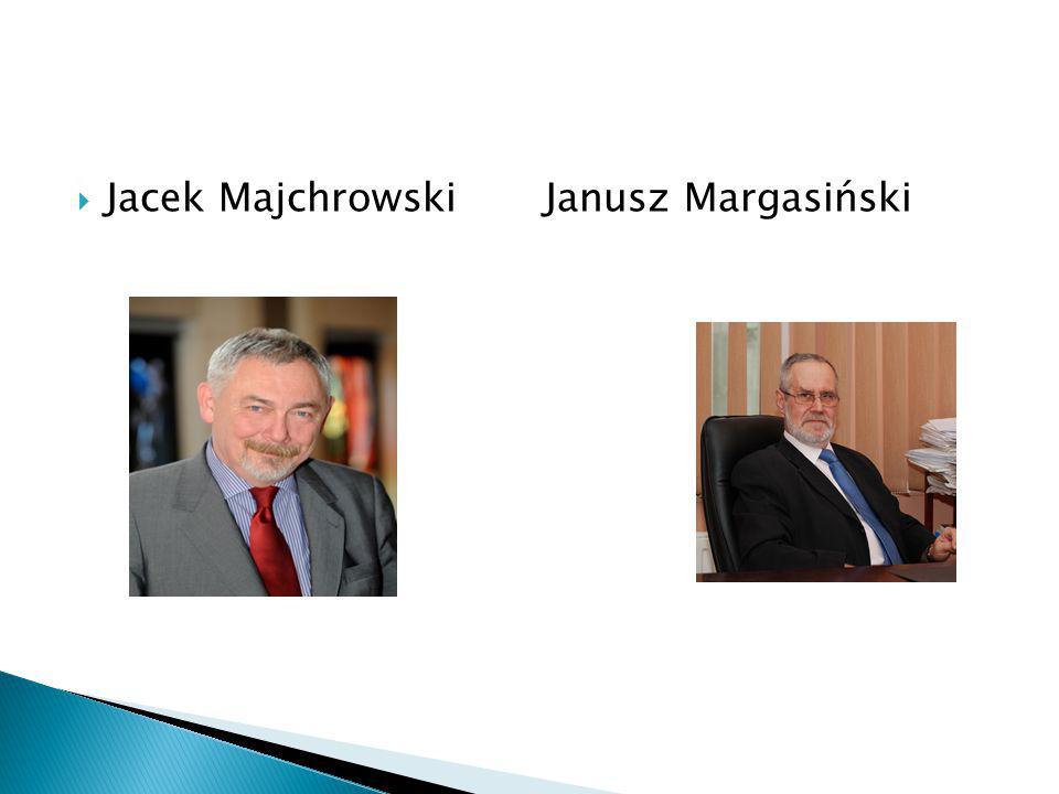 Jacek Majchrowski Janusz Margasiński