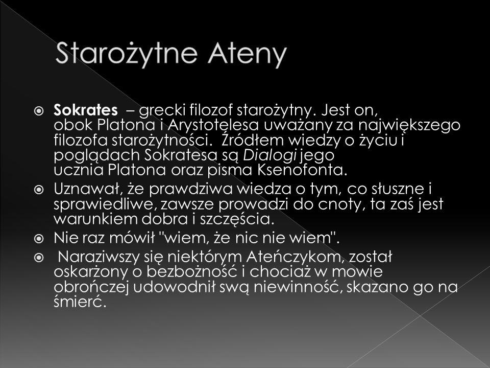 Starożytne Ateny