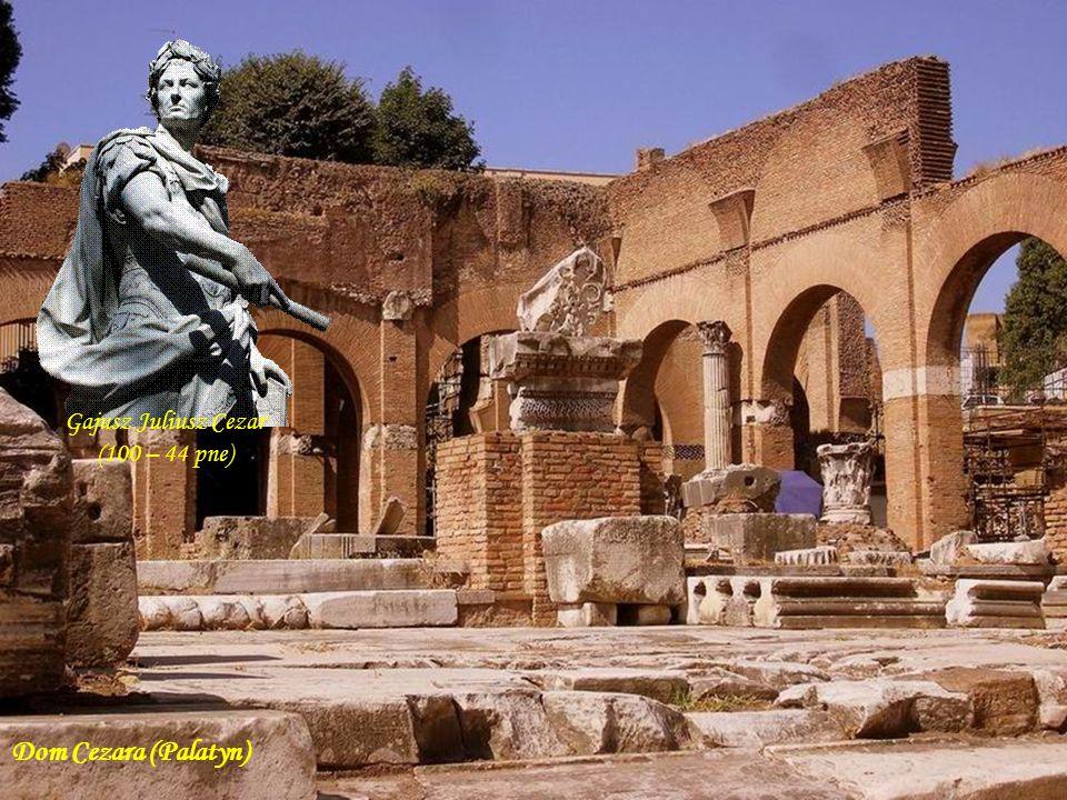 Gajusz Juliusz Cezar (100 – 44 pne)