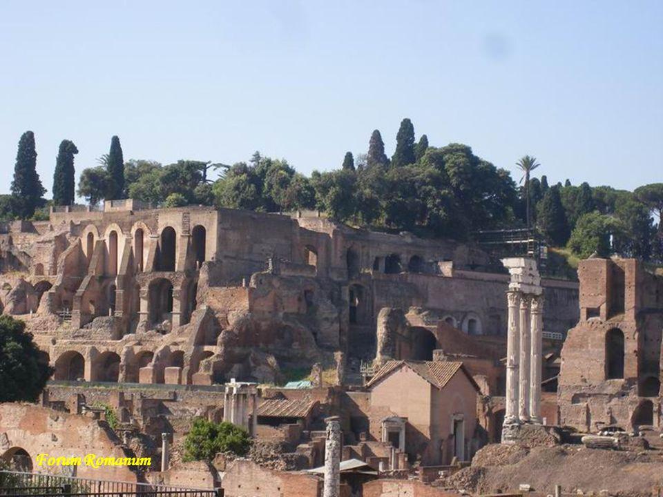 Forum Dom Westalek ( ) Forum Romanum