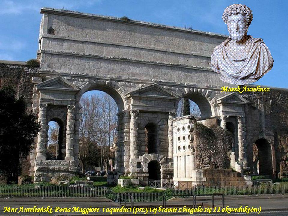 Marek Aureliusz aqueduct