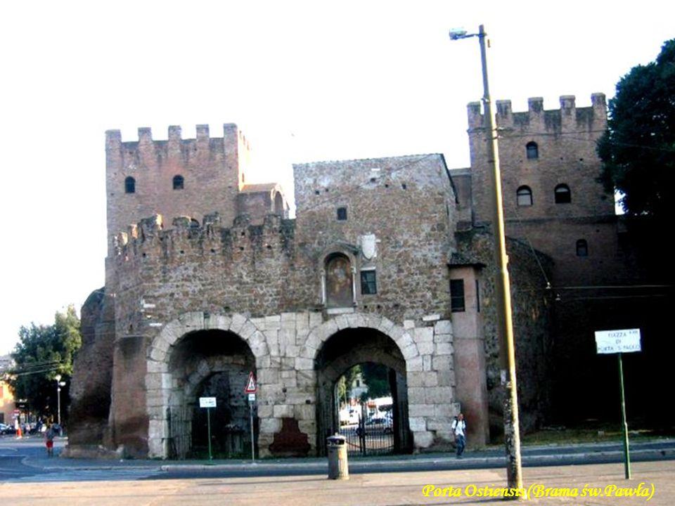 Porta Ostiensis (Brama św.Pawła)