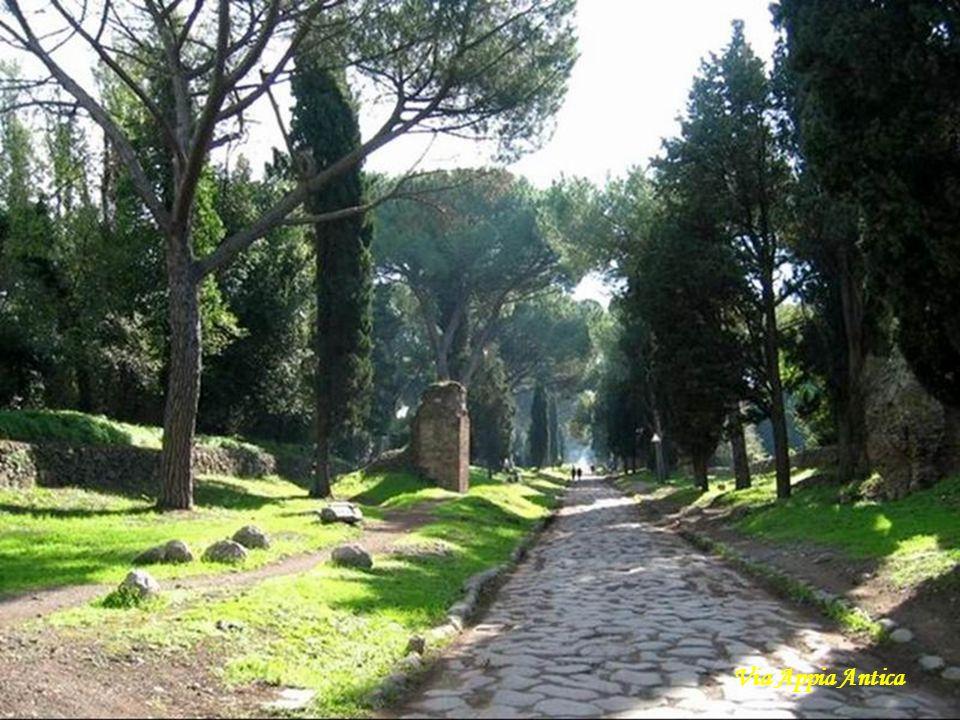 Via Appia Via Appia Antica Da - Ma