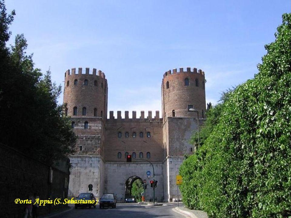 Porta Appia (S. Sebastiano )