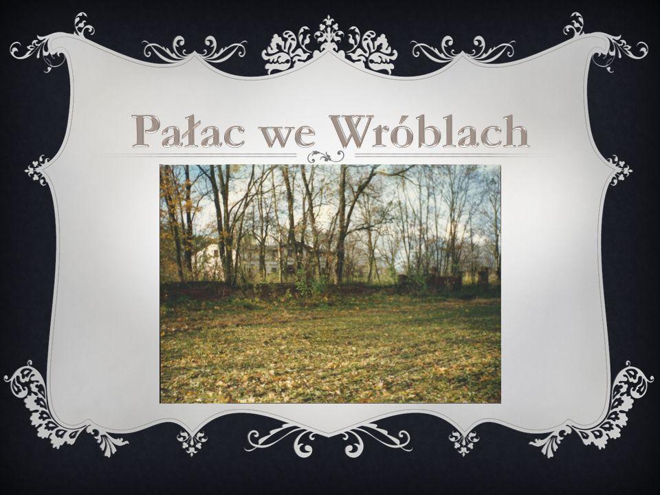 Pałac we Wróblach