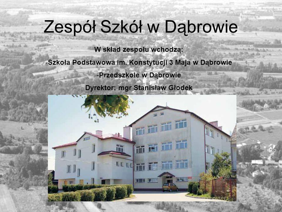 Zespół Szkół w Dąbrowie