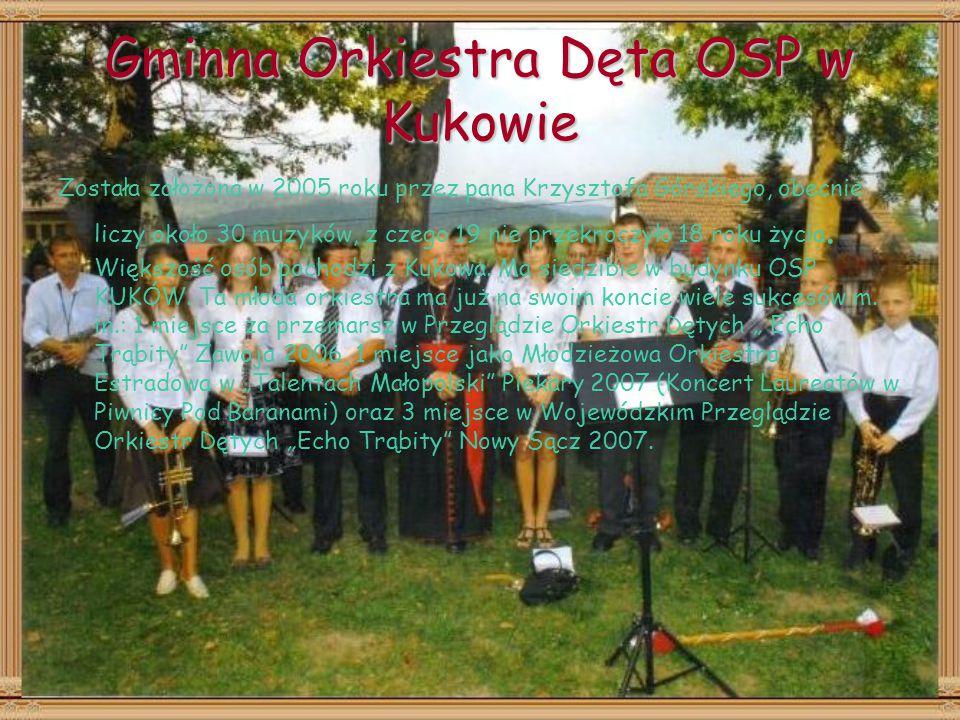 Gminna Orkiestra Dęta OSP w Kukowie