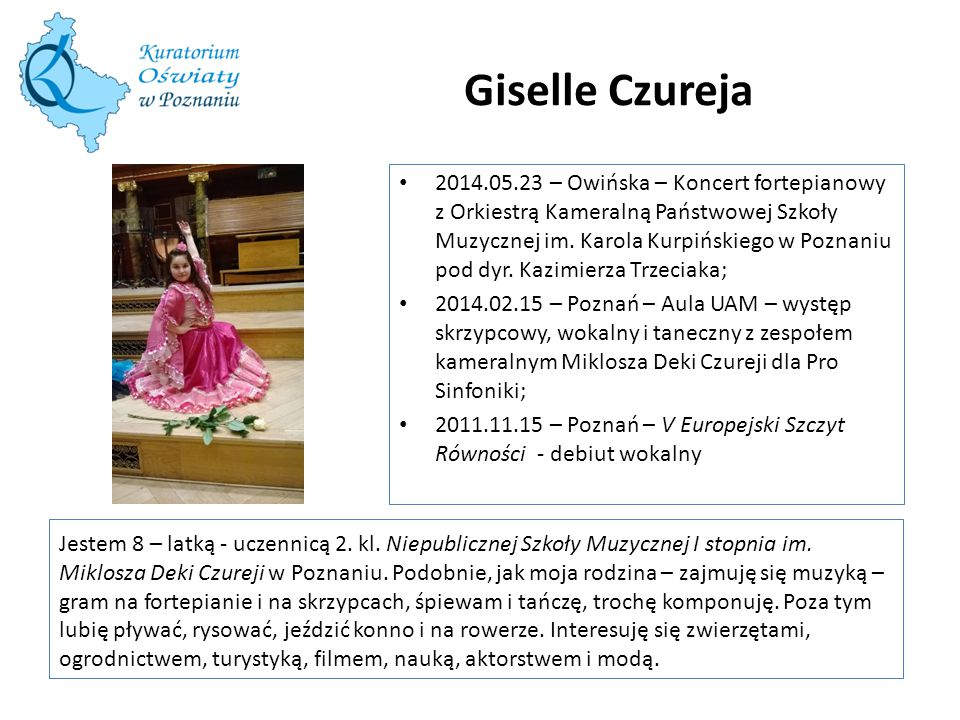Giselle Czureja