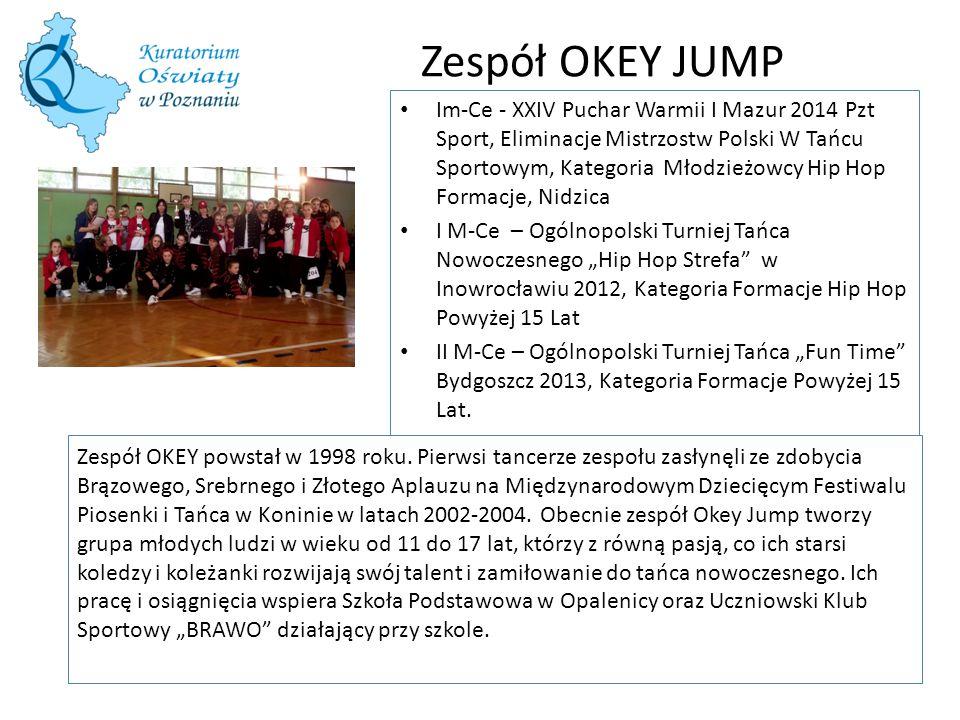 Zespół OKEY JUMP
