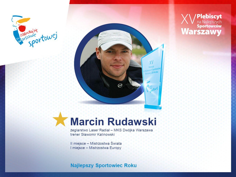 Marcin Rudawski Najlepszy Sportowiec Roku