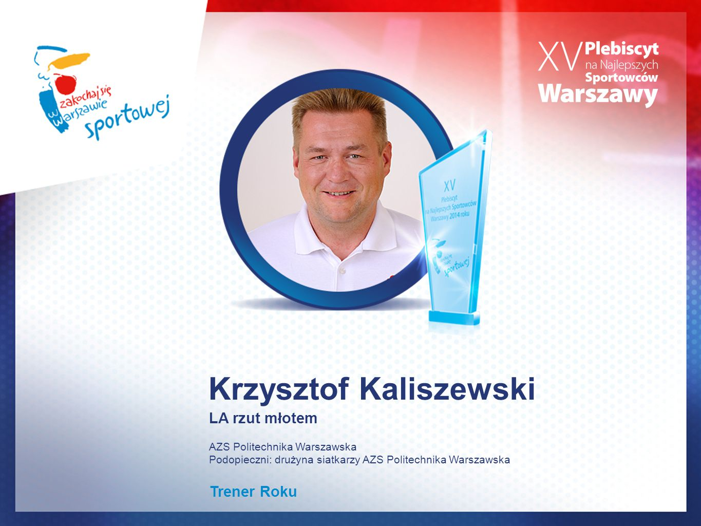 Krzysztof Kaliszewski