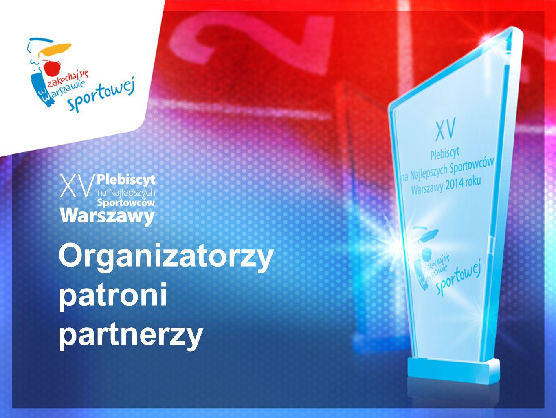 Organizatorzy patroni partnerzy