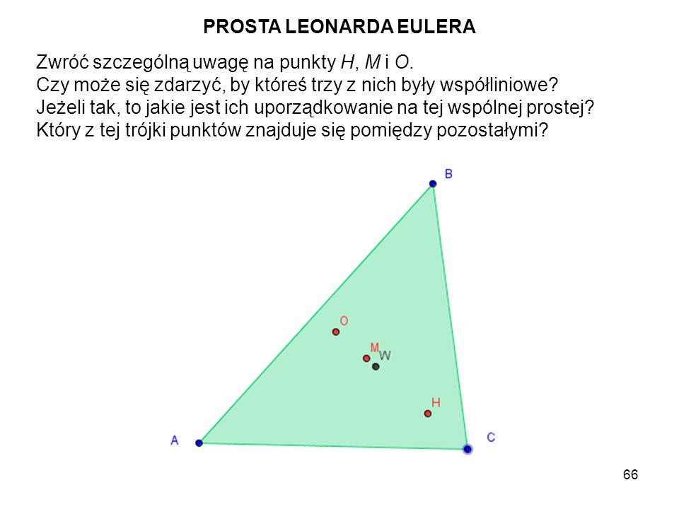 PROSTA LEONARDA EULERA
