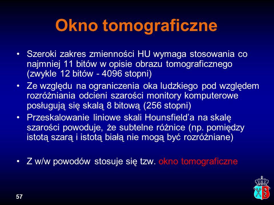 Okno tomograficzne