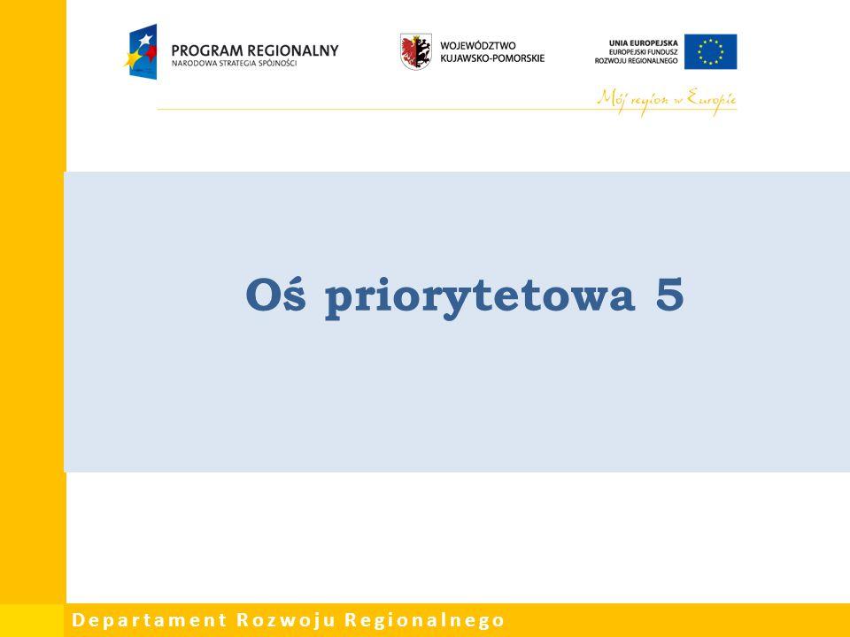 Oś priorytetowa 5 68