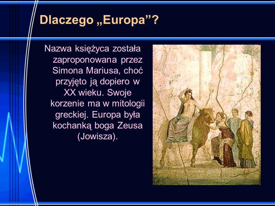 """Dlaczego """"Europa"""