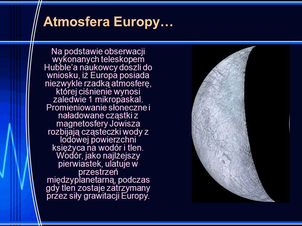 Atmosfera Europy…