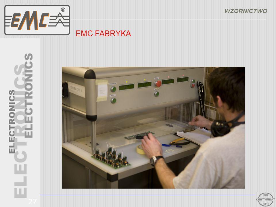 WZORNICTWO EMC FABRYKA 27