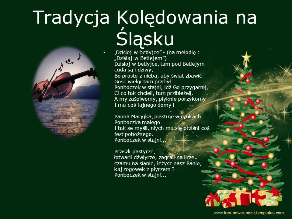 Tradycja Kolędowania na Śląsku