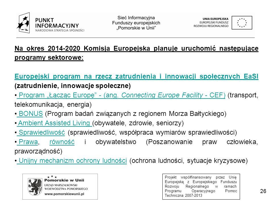 BONUS (Program badań związanych z regionem Morza Bałtyckiego)