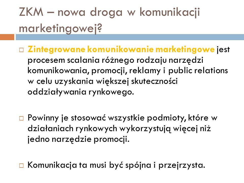 ZKM – nowa droga w komunikacji marketingowej