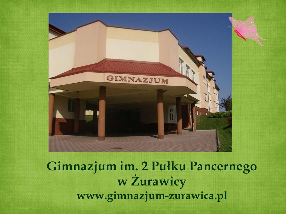 Gimnazjum im. 2 Pułku Pancernego w Żurawicy
