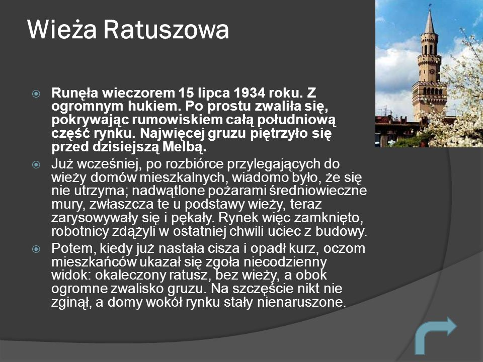 Wieża Ratuszowa