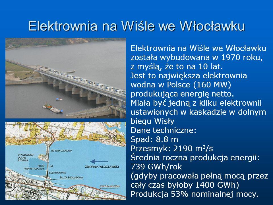 Elektrownia na Wiśle we Włocławku