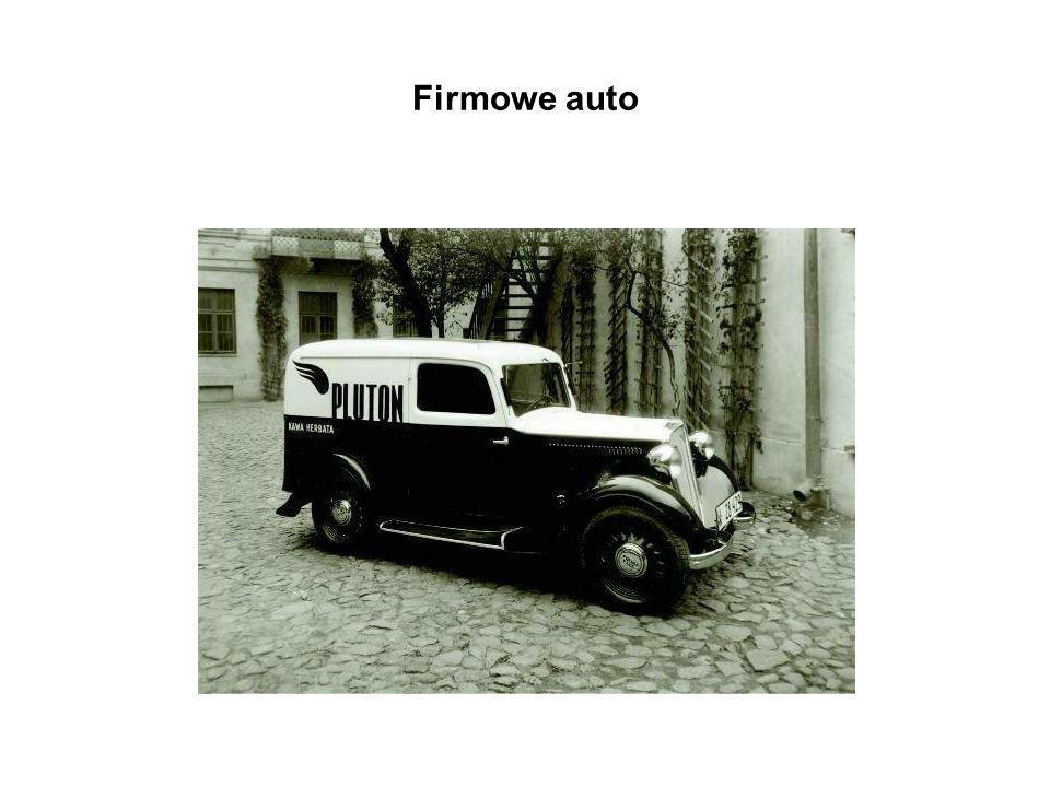 Firmowe auto