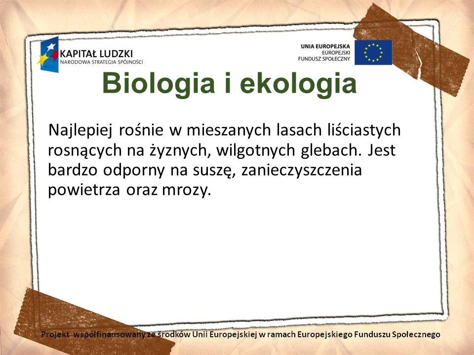 Biologia i ekologia