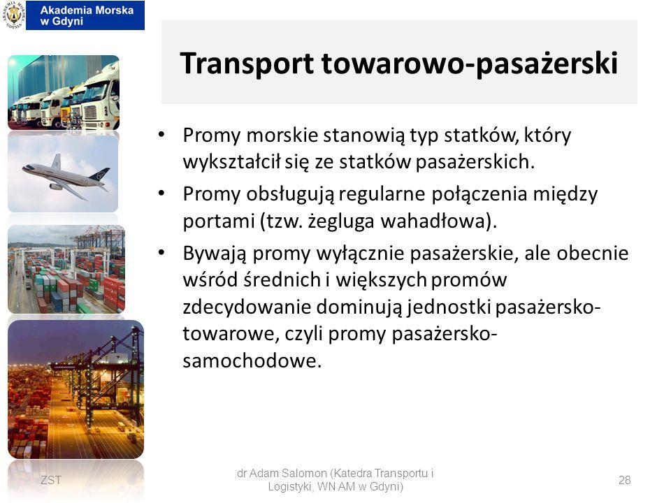 Transport towarowo-pasażerski