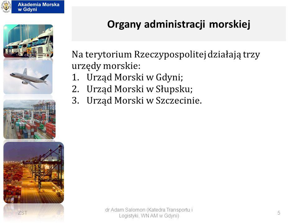 Organy administracji morskiej