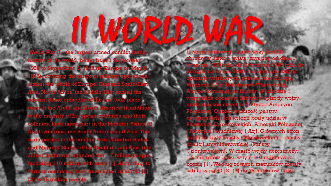 Ii world war
