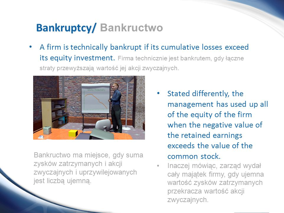 Bankruptcy/ Bankructwo