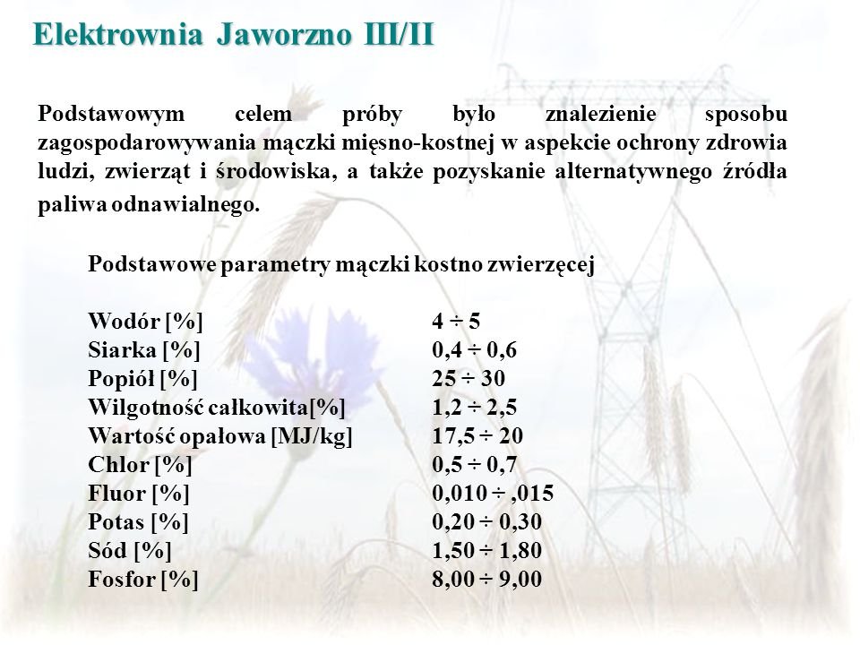 Elektrownia Jaworzno III/II