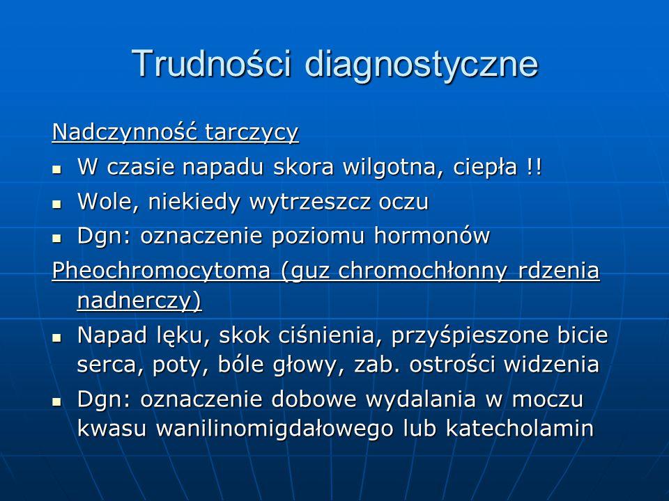 Trudności diagnostyczne