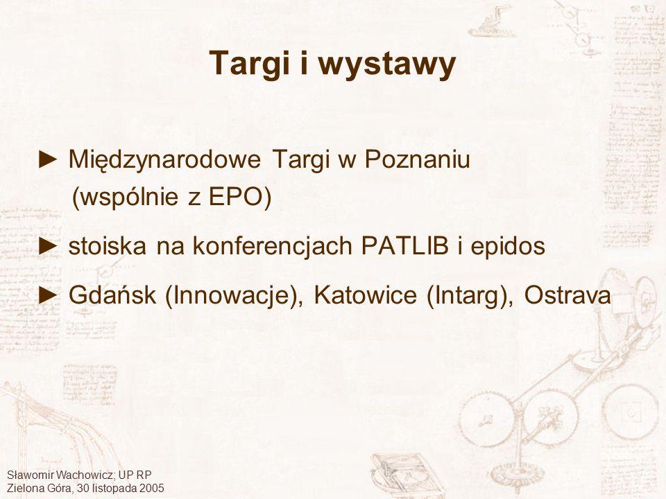 Targi i wystawy ► Międzynarodowe Targi w Poznaniu (wspólnie z EPO)
