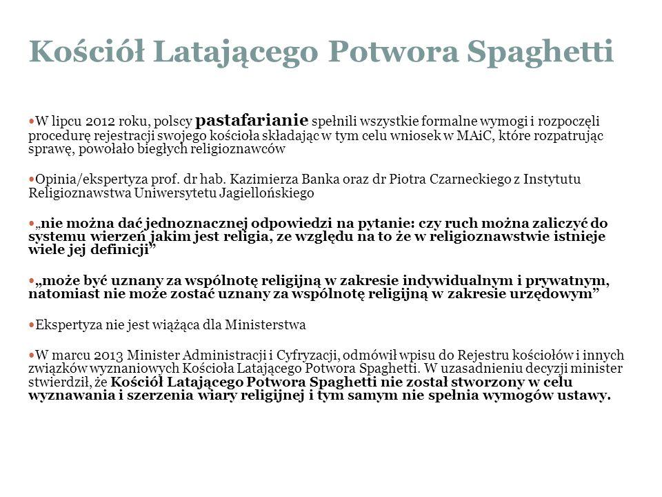Kościół Latającego Potwora Spaghetti