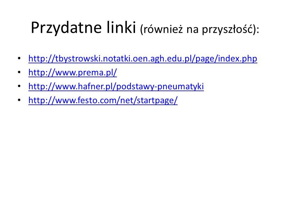 Przydatne linki (również na przyszłość):