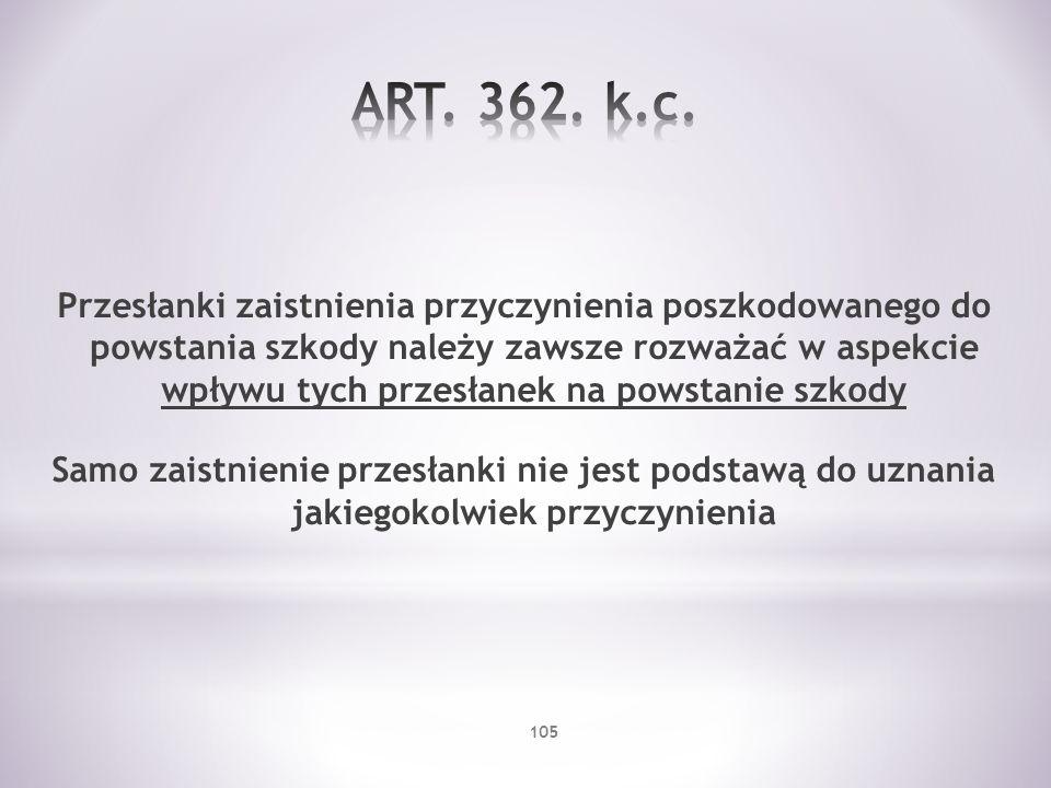 ART. 362. k.c.