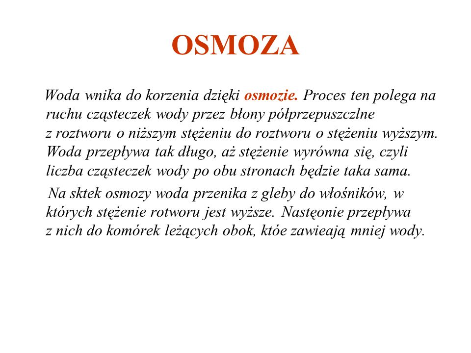 OSMOZA