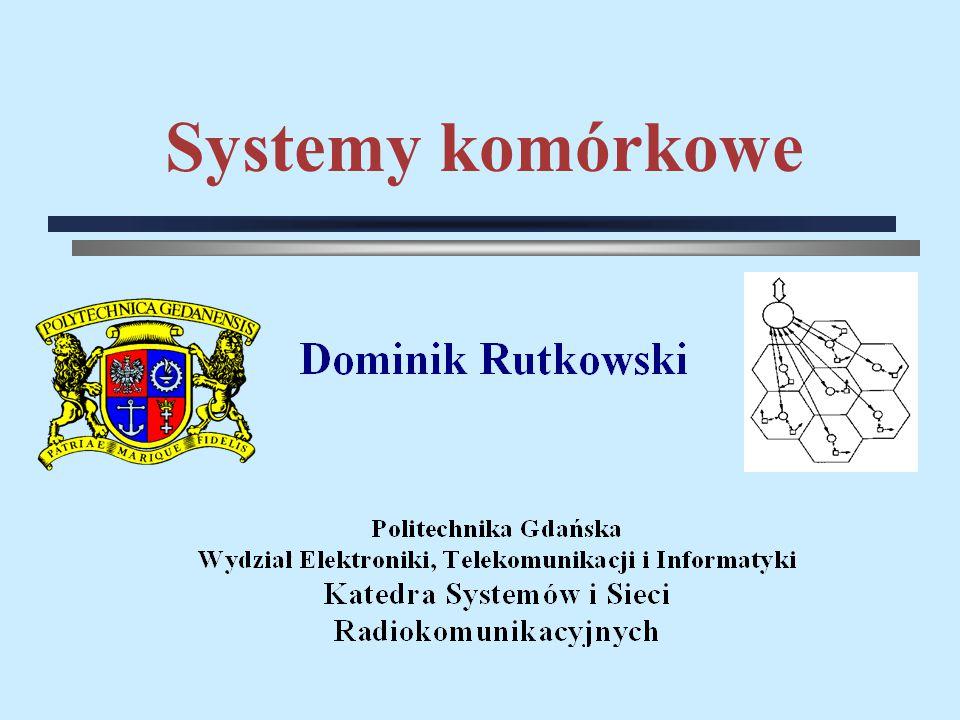 1. Topologia sieci komórkowych